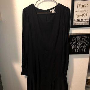 Women's Bar III Black dress